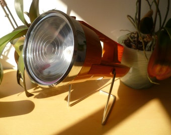 1970's design torch  lamp made in italy