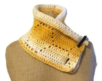 On sale - Go Tell The Bees That I Am Gone wool blend scarf with shawl stick Outlander
