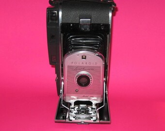 Vintage Polaroid Land Camera, Model 160, Polaroid, Vintage Photography, Collector Camera, Land Camera, Home Decor, Retro Camera