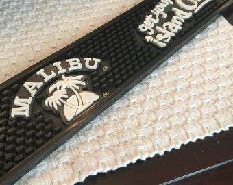 Malibu Rum bar mat