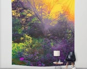 Fantasy Series 15 Tapestry  (Indoor/Outdoor)  Art/Wall Hanging/Picture/Tapestries/Light Weight/Home Decor