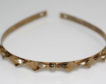 Geometric Petal Headband