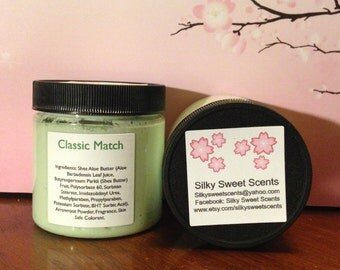 Classic Match Whipped Body Butter