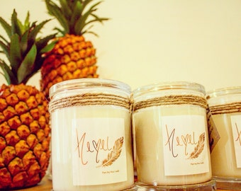 Pineapple Bliss!  Beautiful notes of pineapple, mango and orange. Feeling Fruitful..