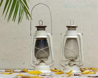 Storm vintage - vintage hurricane lamp lamp