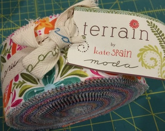 Kate Spain TERRAIN Jelly Roll new Hard to find RARE