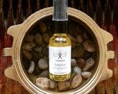 Anti-aging face serum for dry, mature skin Ma Organics