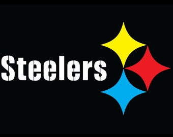 Recycled Rubber Steelers Mat