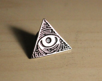 Third Eye Enamel Pin