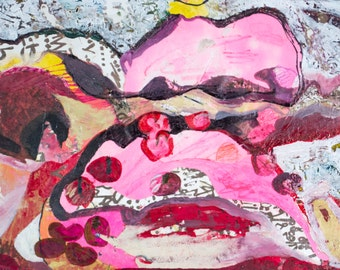 Fine Art Collage - I Have Compassion