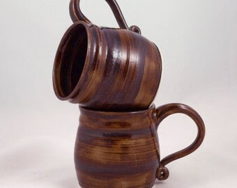 14 oz Coffee, tea, hot chocolate mug.