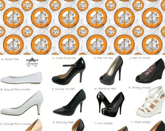 30% OFF-PREORDER- Star Wars- Ballin like BB8 - Choose Your Style