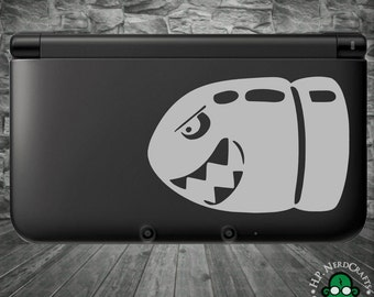 Mario Bullet Bill Decal