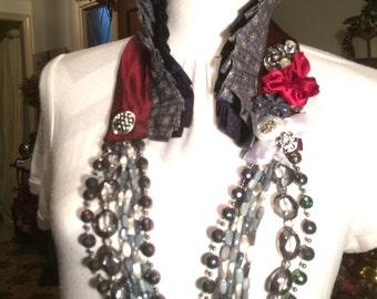 Beads and ties