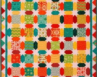 Candy Wafers Quilt