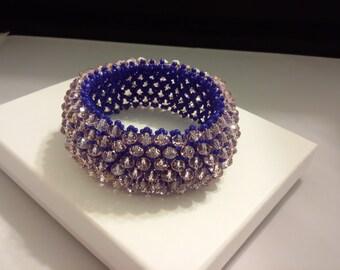 It's a Crystal Bling Bracelet.