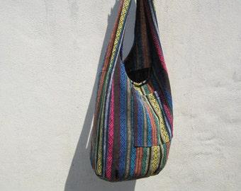 ethnic messenger bag, tribal crossbody ,aztec cross body bag, boho hippie bag, native american bag, hipster shoulder bag Y31