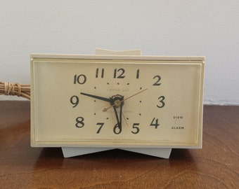 Nightstand Clock Etsy