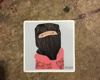 Ramona Sticker