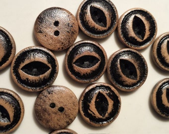 """15 1/2""""  Buttons for Sweaters, Knitting, Sewing, Button Crafts, Scrapbooking"""