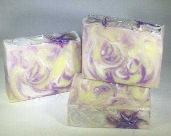 Love Spell Cold Process Soap, Handmade Soap, Vegan Soap
