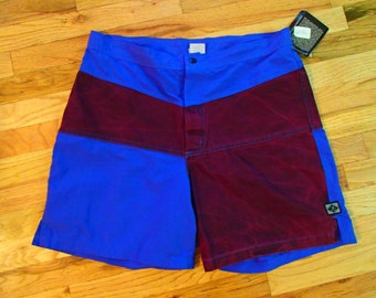 80's OCEAN PACIFIC op board shorts new with tags vintage MENS xl made in the usa