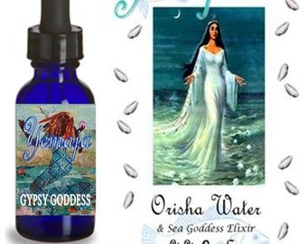 YEMAJA SEA GODDESS Elixir by Gypsy Goddess