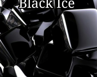 Black Ice (Type) Candle/Bath/Body Fragrance Oil ~ 1oz Bottle ~ Masculine Fragrance