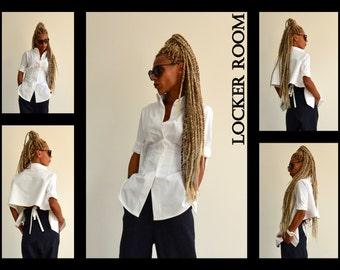 Extravagant shirt, Maxi Loose Shirt, Loose Plus Size Top, Asymmetric Loose Top, Casual Loose Shirt, Plus Size Maxi Tunic, Maxi Loose Tunic