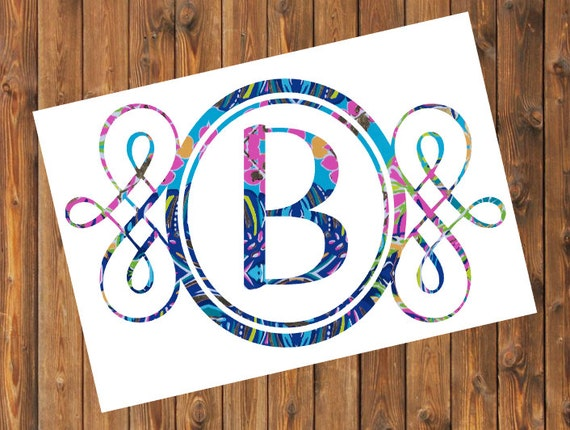 Free Shipping-Exotic Garden Beautiful Decal, Personalized,Yeti Rambler, RTIC SIC Corkcicle, Laptop,Monogram Sticker, Engagement, Last Name