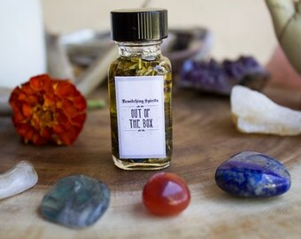 Out of the Box Oil Elixir - Creativity Inspiration