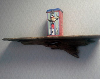 Driftwood Shelf, 39