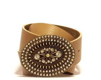 Leather Belt for women / Belt Buckles for women