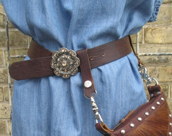 Belt Attachment for Hip Bag, Hip Purse Accessory