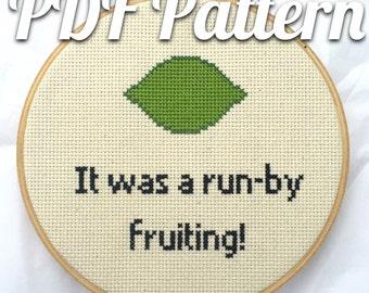 PDF pattern | Mrs Doubtfire quote