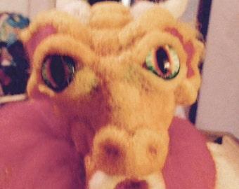 baby fire dragon