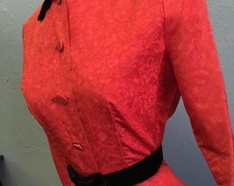 Early 1940s Best & Company NY Dress