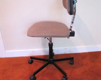 rabami stole office chair rolling desk chair made in denmark danish modern desk