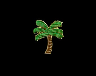 Palm Tree Pin