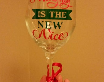 Naughty is the new nice