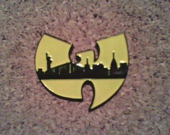 Wu York Limited Edition Hat Pin