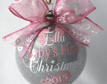 "Shop ""baby first christmas"" in Home & Living"
