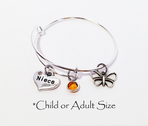 Special Wedding Gift For Niece : Niece Bracelet Gift for Niece Niece Gift Aunts and Niece