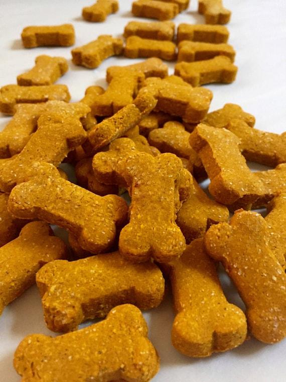 Grain Free Turmeric Dog Treats