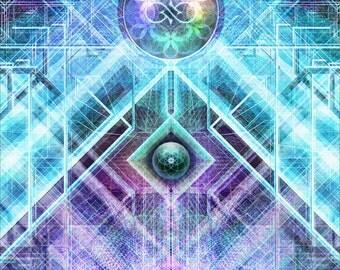 Genesis Algorithm Tapestry