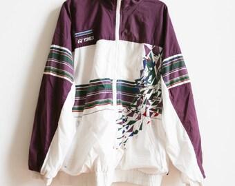 Vintage YONEX tracking / Sport Jacket size XL