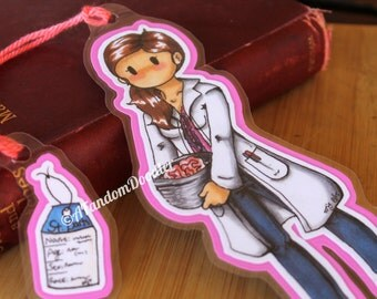 Molly Hooper (Sherlock) Bookmark