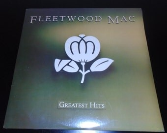"""Fleetwood Mac """"Greatest Hits"""" Original LP Vinyl Record 1988 (Factory sealed and in storage since the late 80's)"""