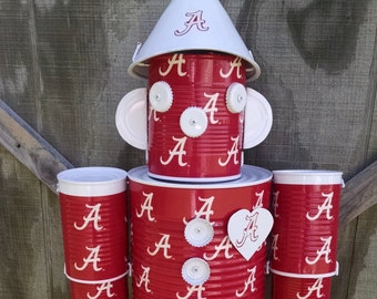 Alabama Crimson Tide Tin Man