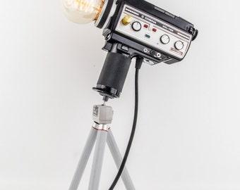 Camera lamp Super 8